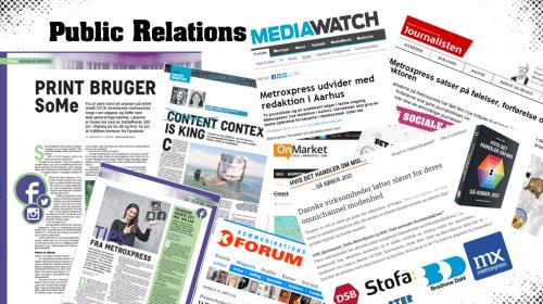 PR: Tre råd der får din historie i medierne