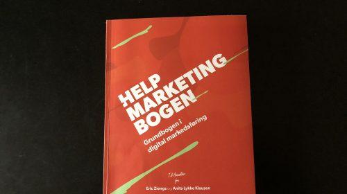 Boganmeldelse: Help Marketing Bogen